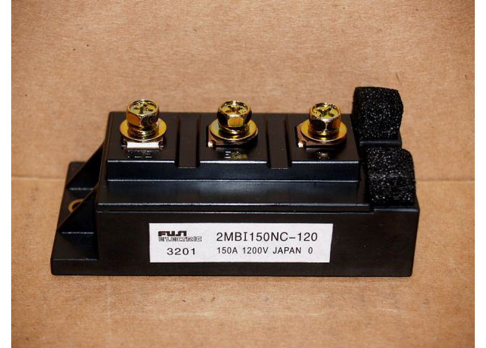 Module 2MBI150NC-120  IGBT 150A 1200V