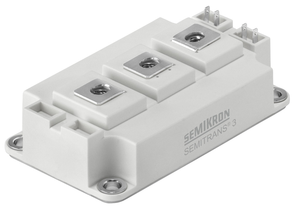 SKM400GB12V  IGBT MODULE 612A 1200V