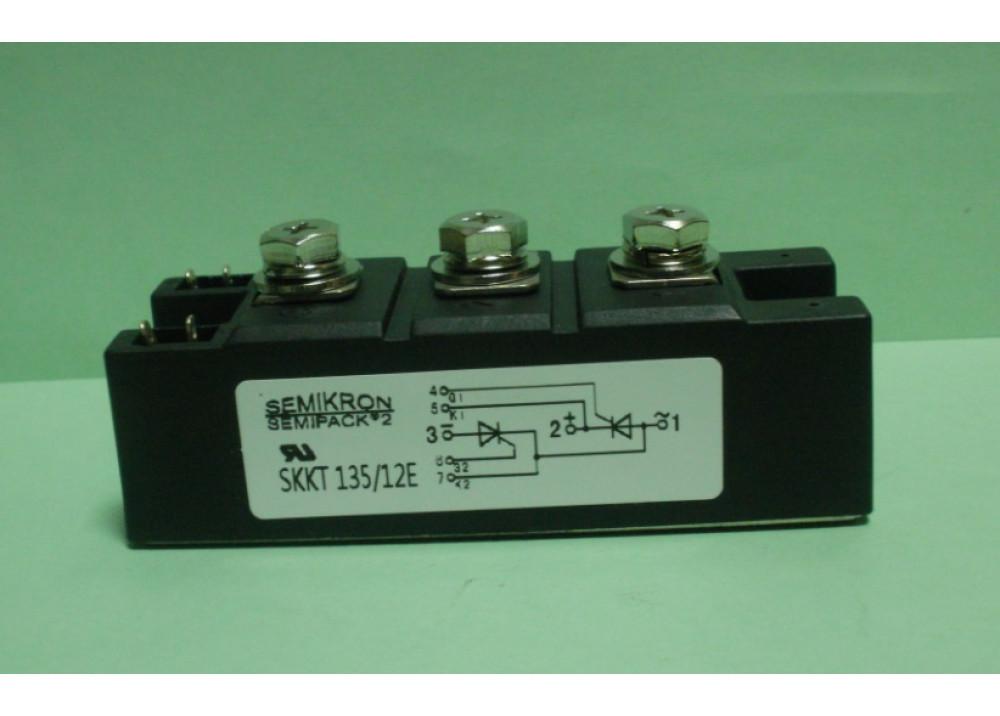 Thyristor Module SKKT135/12E CASE A 22