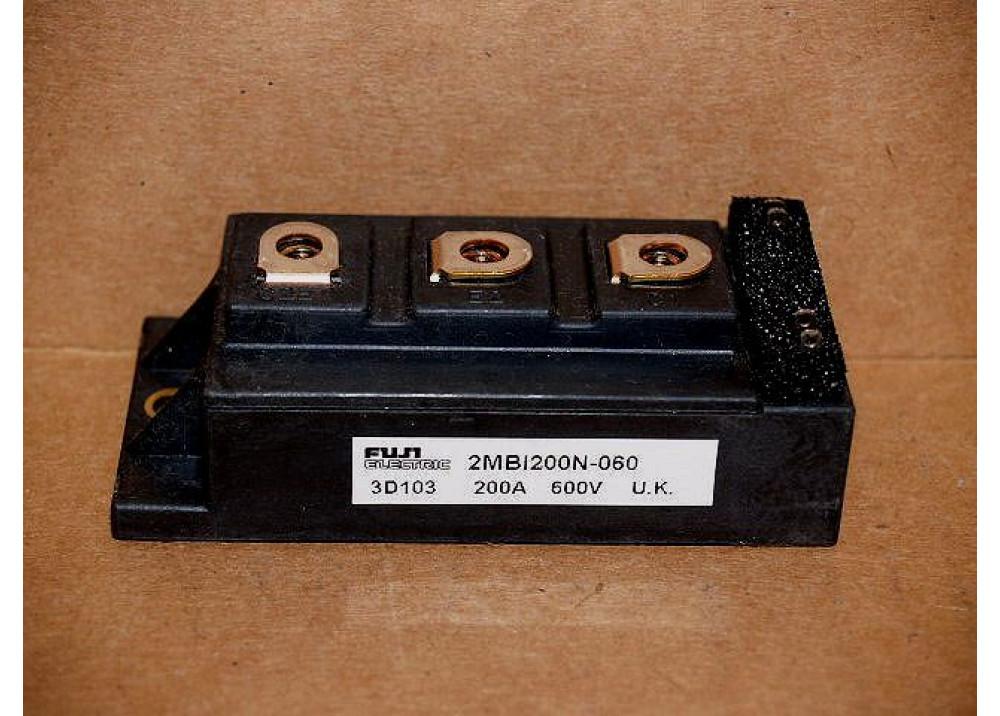 Module FUJI 2MBI200N-060 IGBT 200A 600V