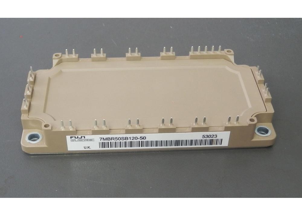 Transistor 7MBR50SB120 IGBT Module 75A 1200V 360W
