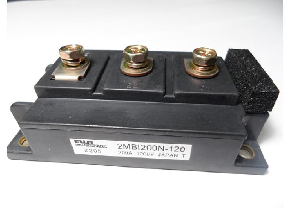 Module  FUJI 2MBI200N-120 IGBT 200A 1200V
