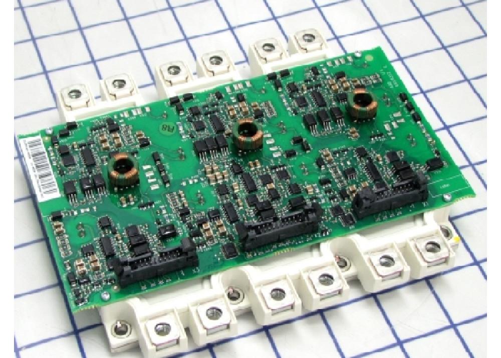 IGBT MODULE+DRIVE FS300R12KE3/AGDR-71C  68569346 ABB 300A 1200V