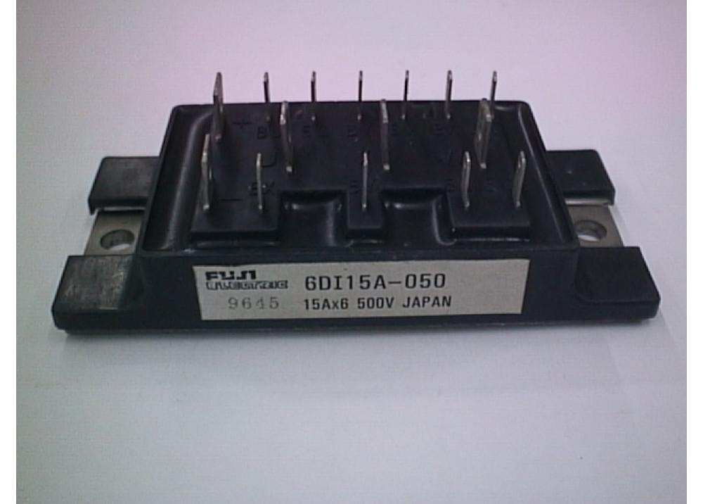 FUJI 6DI15A-050 15AX6 600V