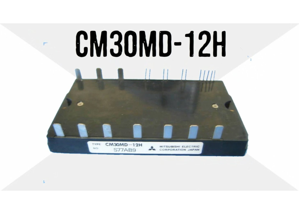 Module IGBT CM30MD 12H