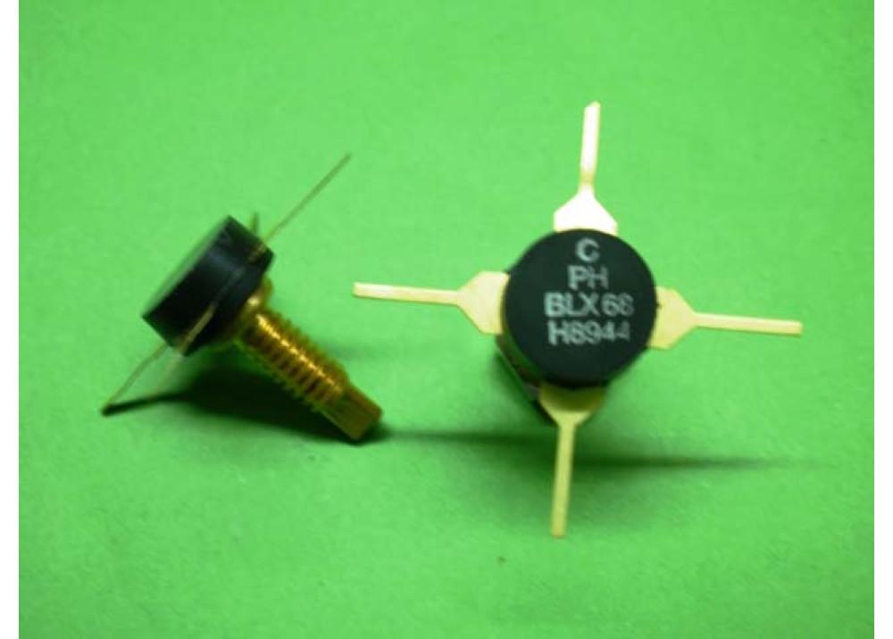 BLX68 NPN 18V 1A 10W 1.3MHZ SOT-48
