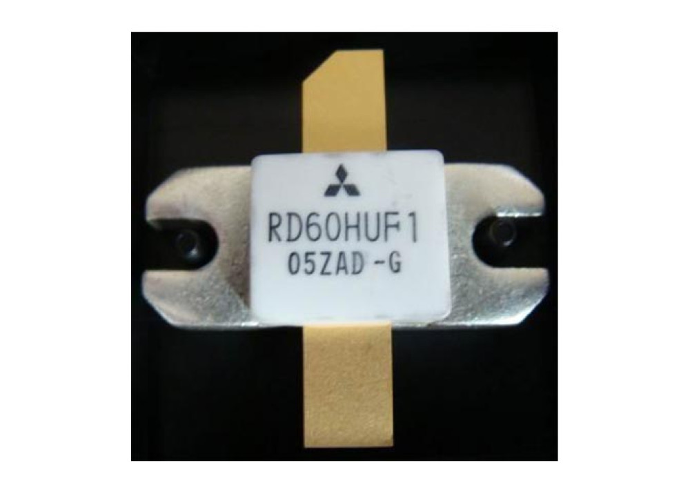 RD60HUF1 MOS 30V 20A 20W 520MHz