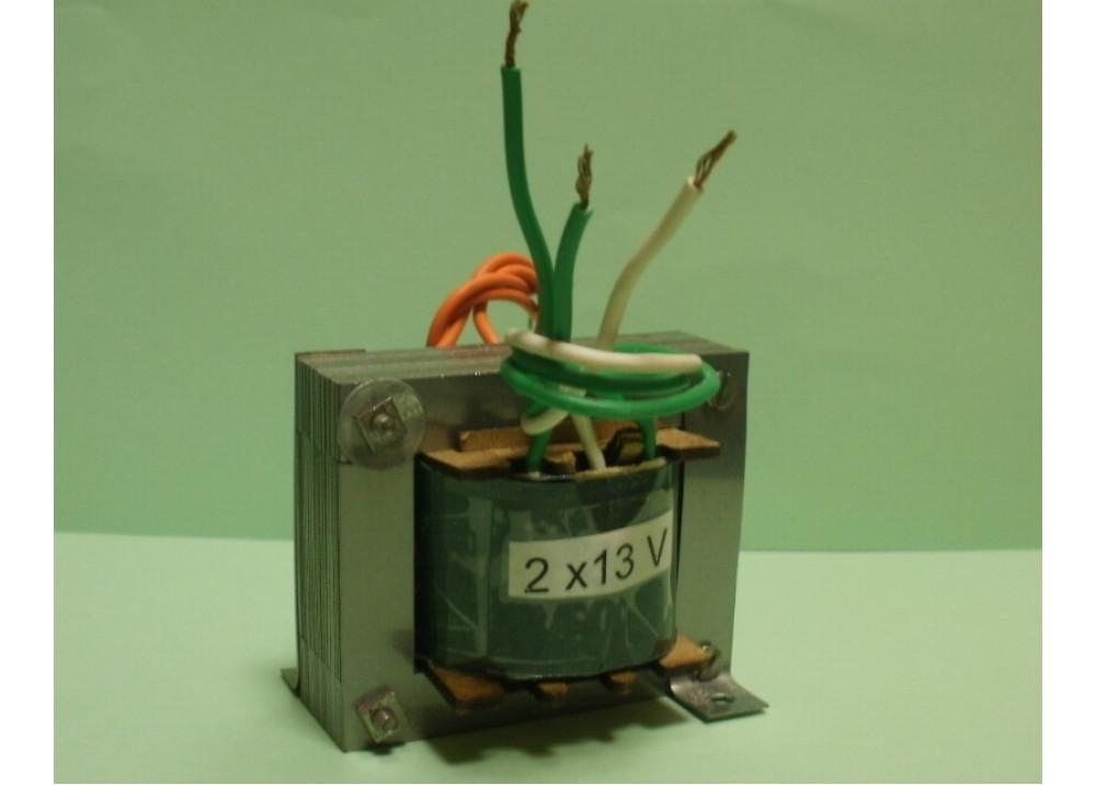 Transformer 1.5A 2X12V-13VX2