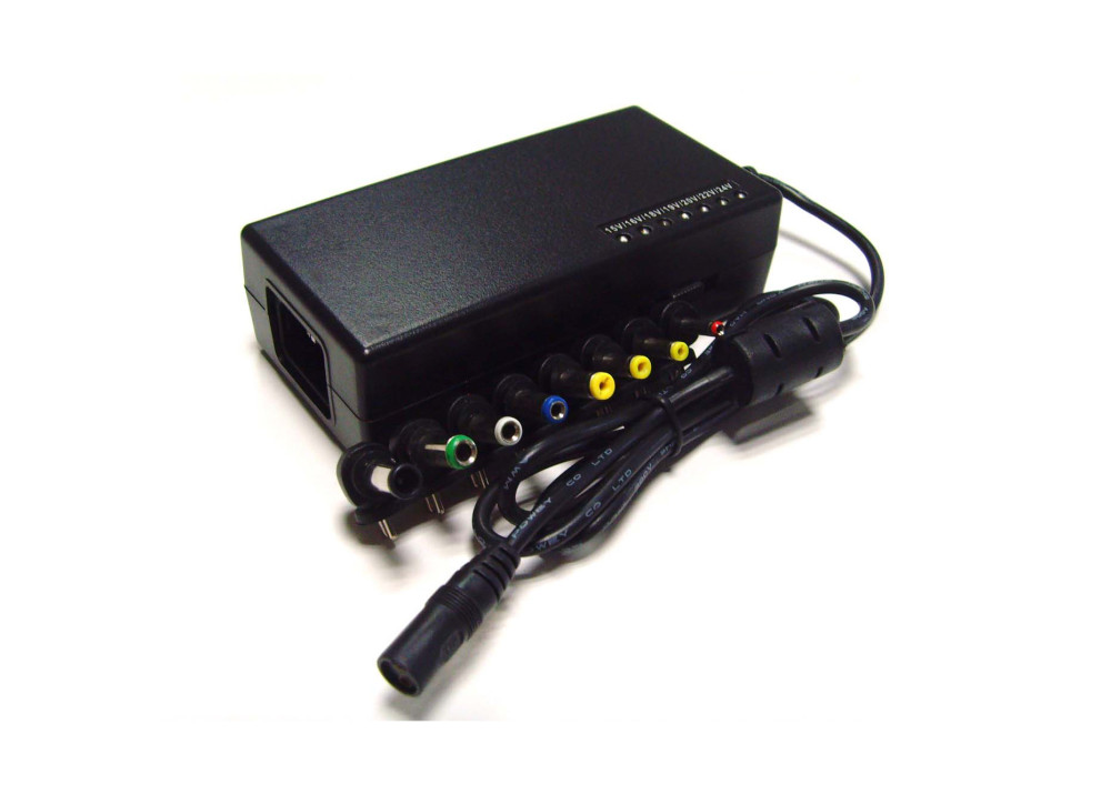 AC/DC Laptop adapter Universal 15V-24V max.130w