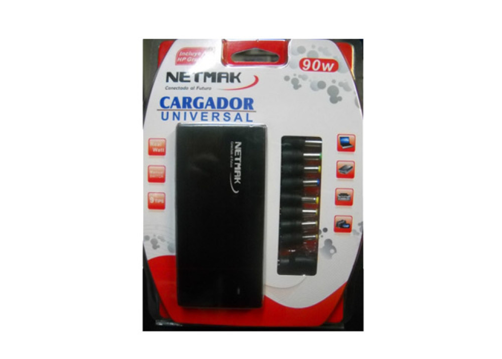 AC/DC Laptop adapter Universal NM-1187 90W 12V~24V