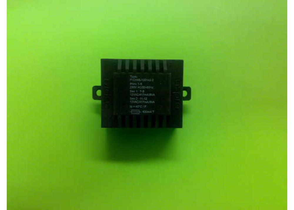PCB TRANSFORMER 12VX2 10VA 834mA