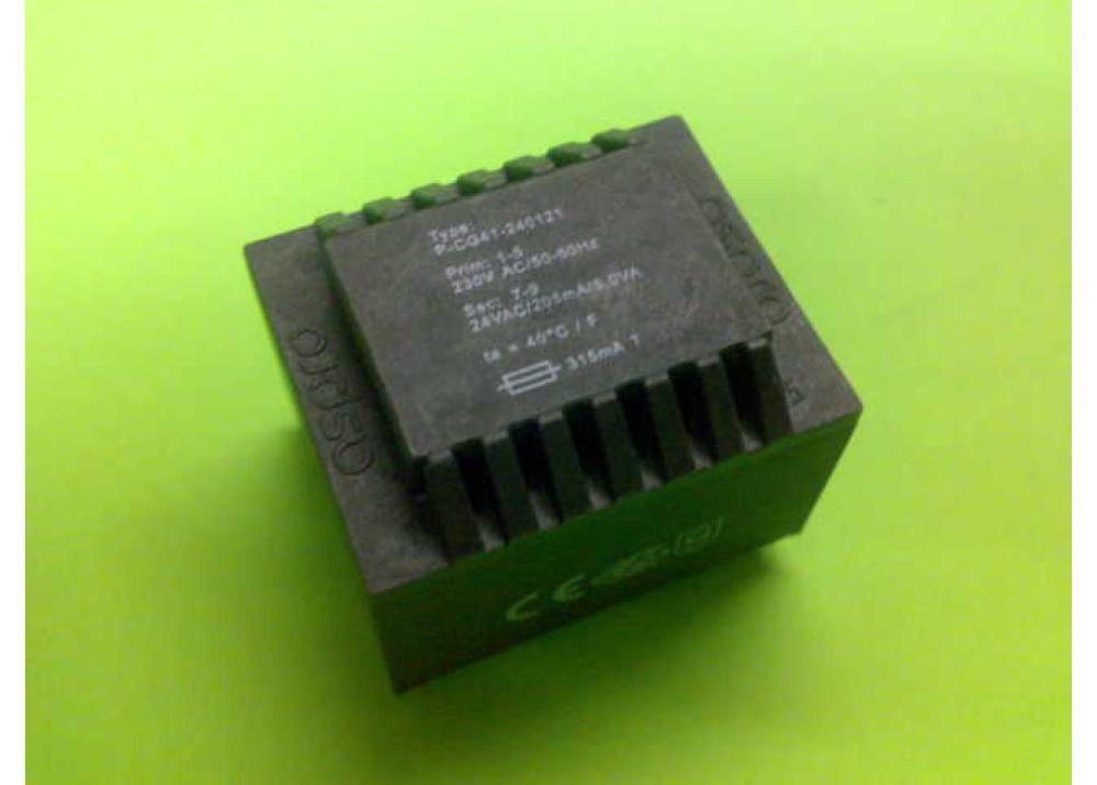 PCB TRANSFORMER 24VX1 5VA 208mA