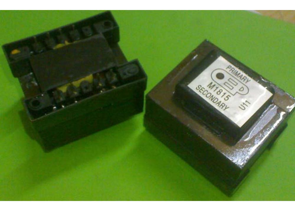 PCB TRANSFORMER 15VX2 6VA 400mA