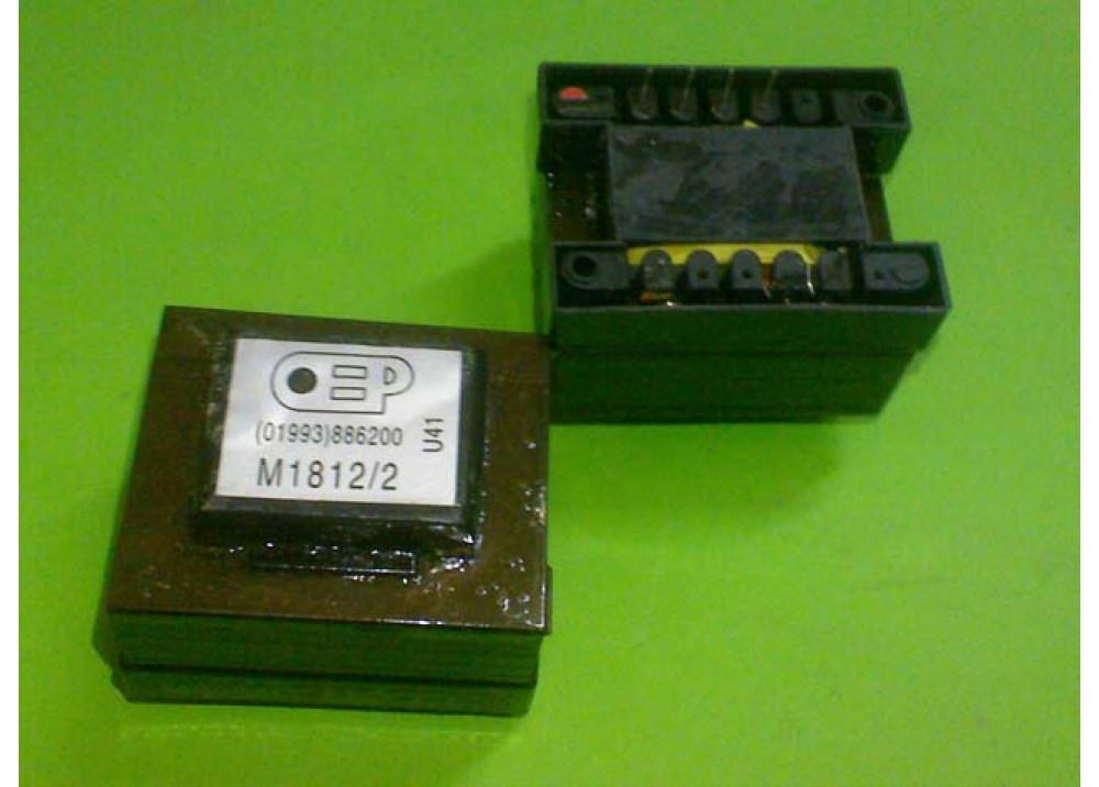 PCB TRANSFORMER 12VX2 6VA 500mA