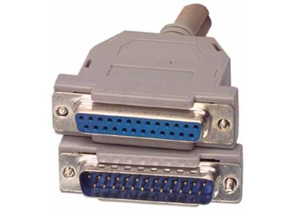 CABEL Parallel Male to Female LPT Printer 1.5M 25P 25P