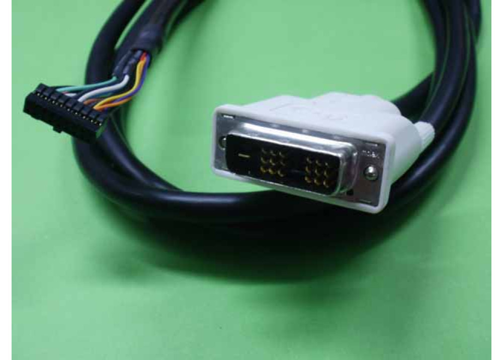 CABLE DVI_D(M) TO MILLIGRID 2M
