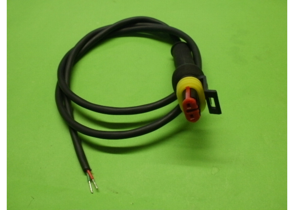 AMP Superseal 1.5 Connector Female 2P