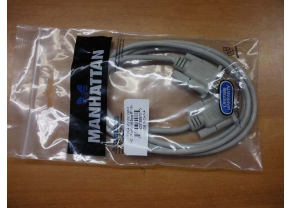 MH VGA CABLE 15M TO 15M 1.8M