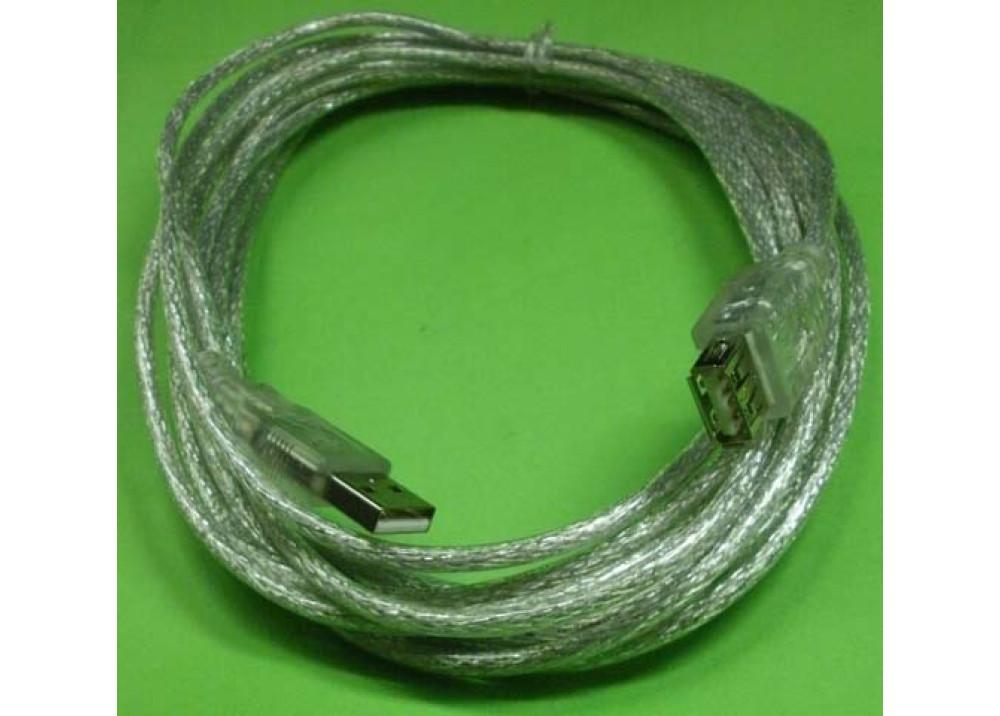 ADVANCED-CABL USB2 A TO A M.F 1.8M