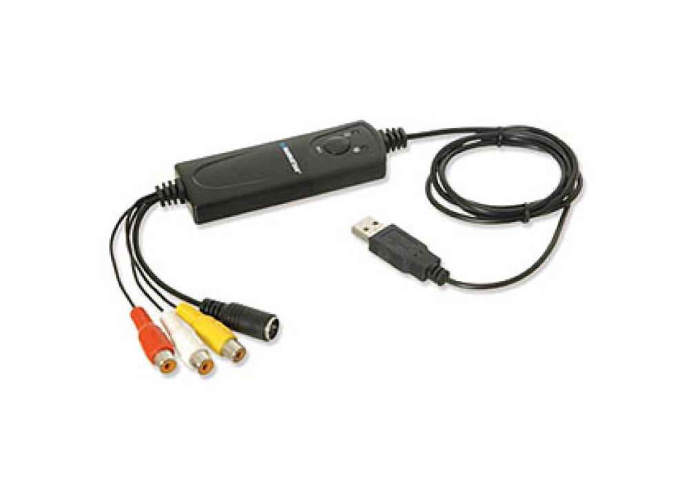 MANHATTAN A/V TO USB GRABBER