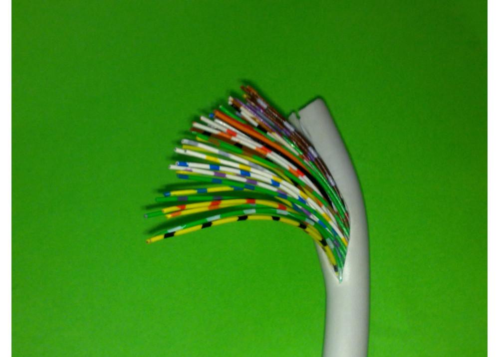 Multi core Cable 52P