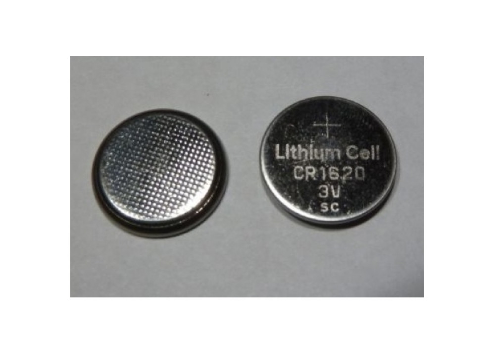 LITHIUM BATTERY CR1620