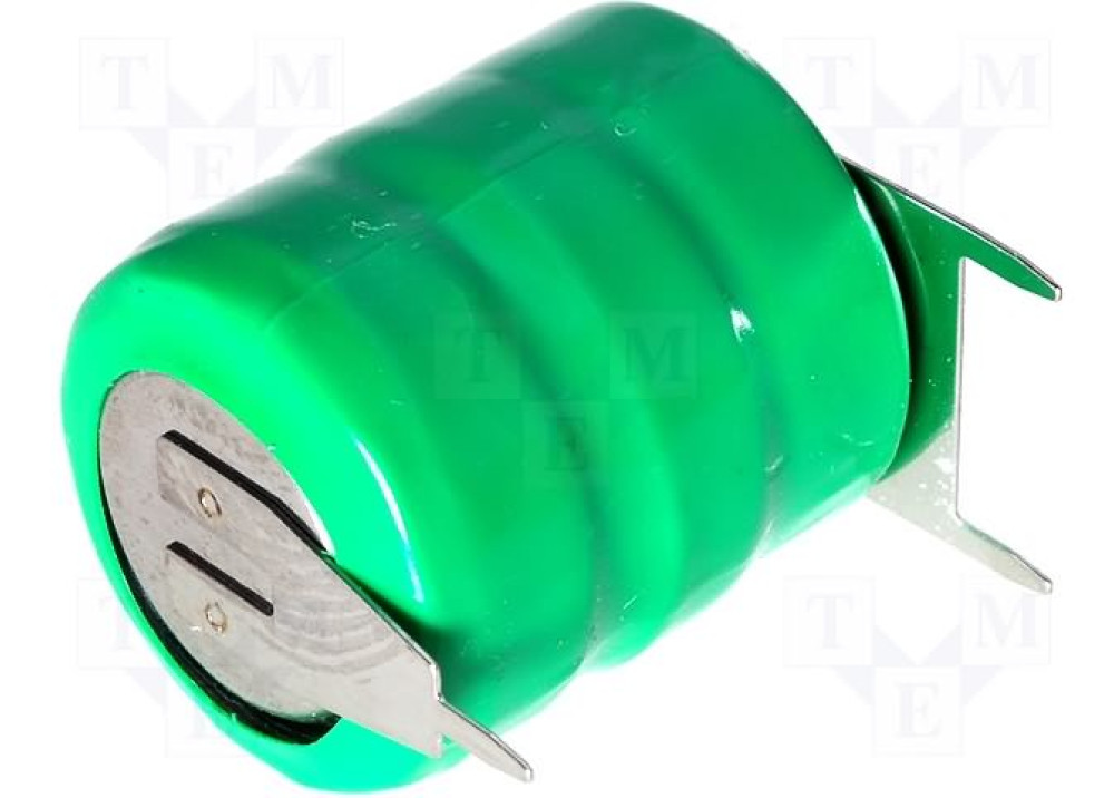 Rechargeable BATTERY 3.6V 80MA NIMH PCB