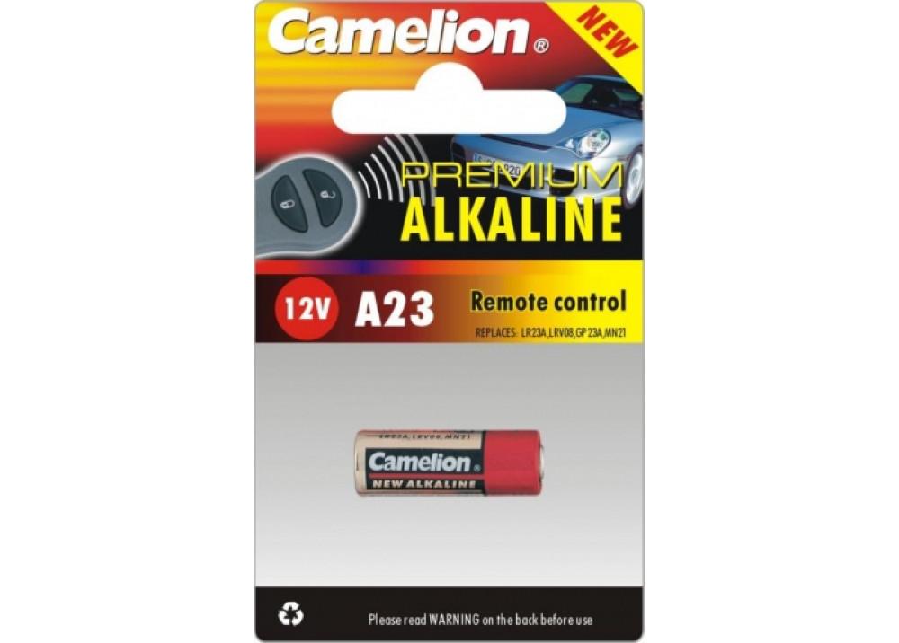 CAMELION ALKALINE A23-BP1 12V