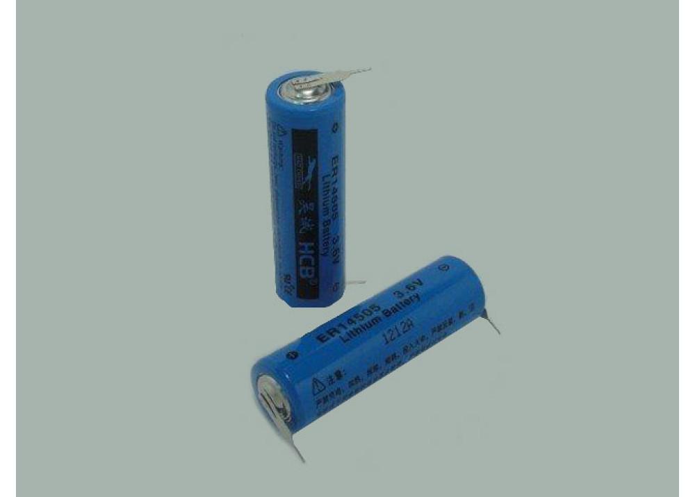 BATTERY EEMB LITHIUM ER14505 AA 3.6V