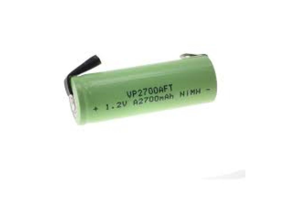 Rechargeable Battery Ni-MH  AA 1.2V 2700mAh