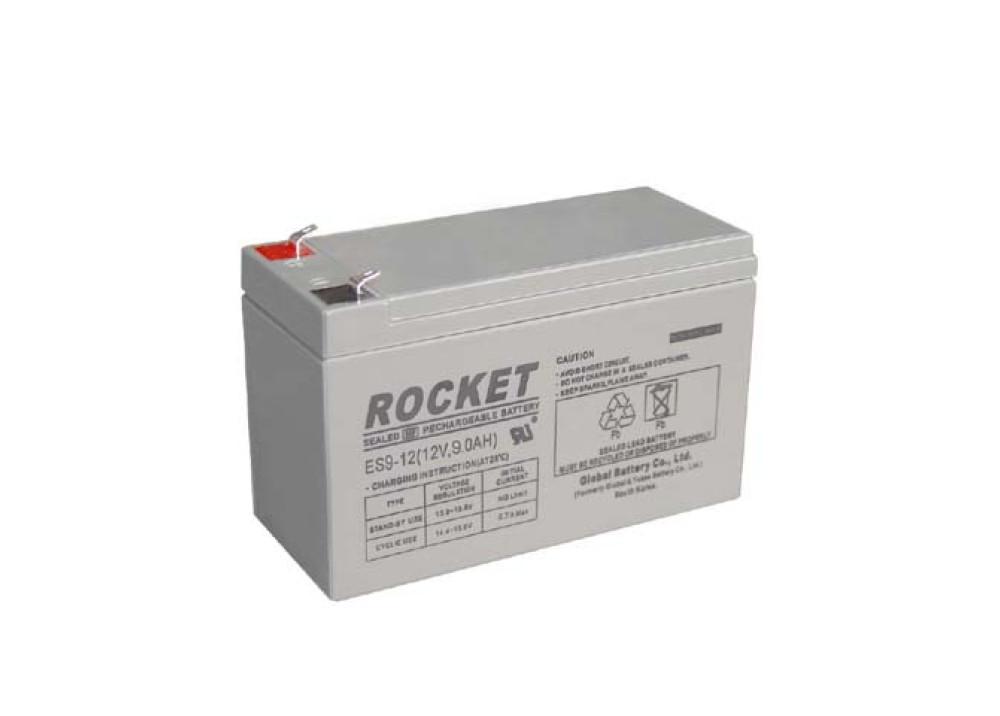 BATTERY ROCKET 12V 9A