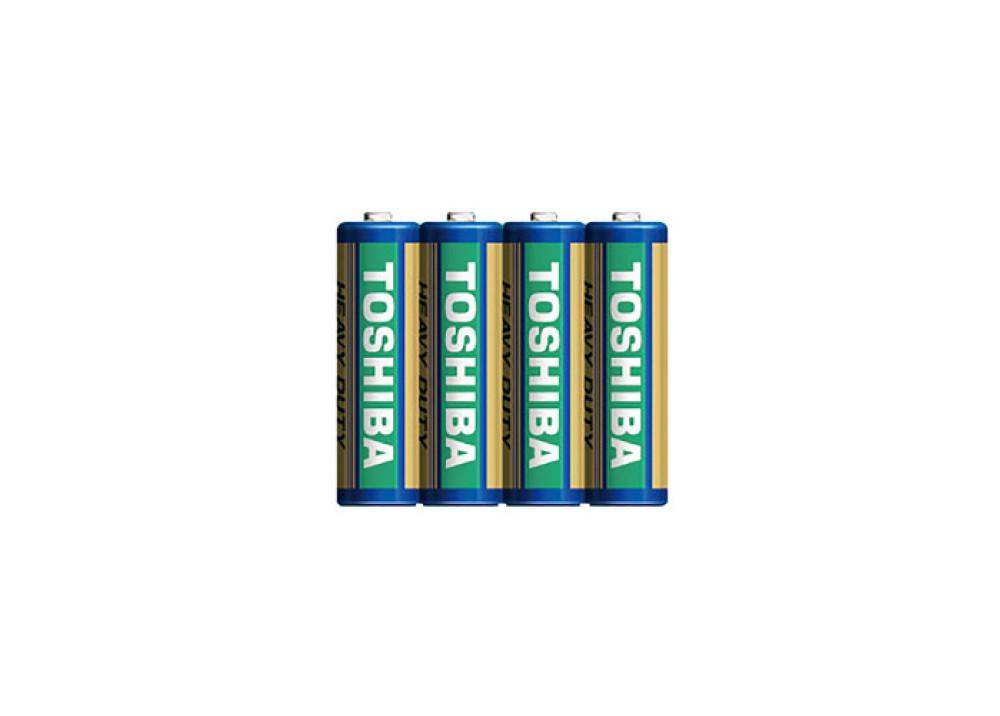 Battery Toshiba  R6KG(B) SP-GCPK AA 1.5V 4PCs