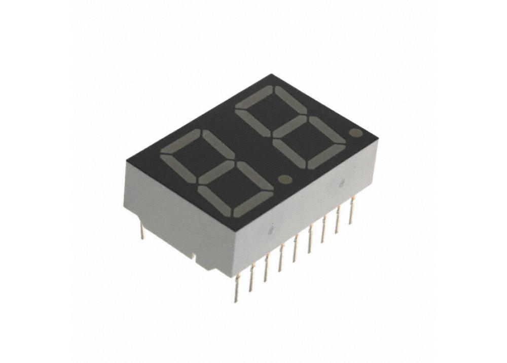 LED DISPLAY 7SEG 0.56+2R