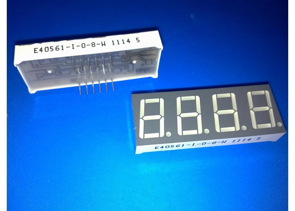 LED DISPLAY 7SEG 0.56+4R 0.56+4R