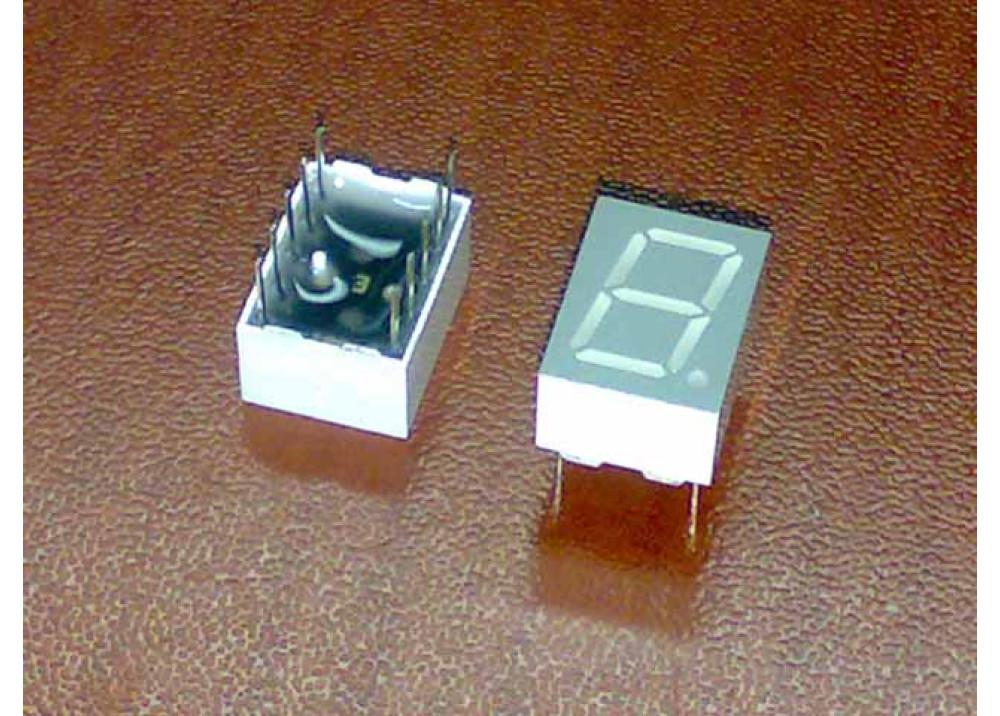 LED DISPLAY 7SEG 0.3-1R