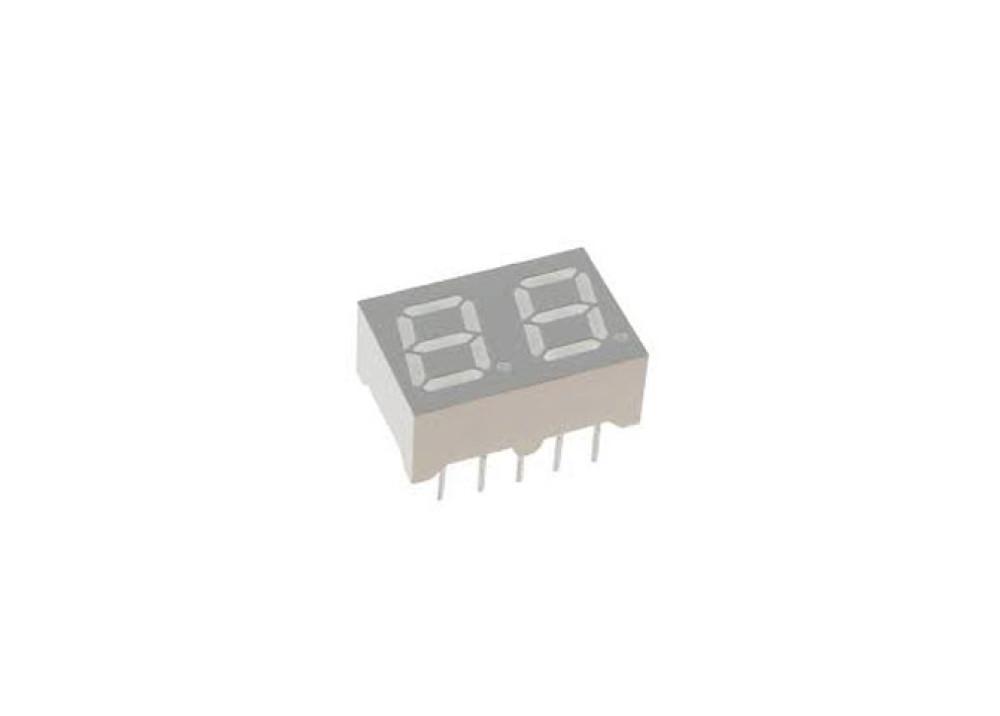 LED DISPLAY 7SEG 0.28+2G