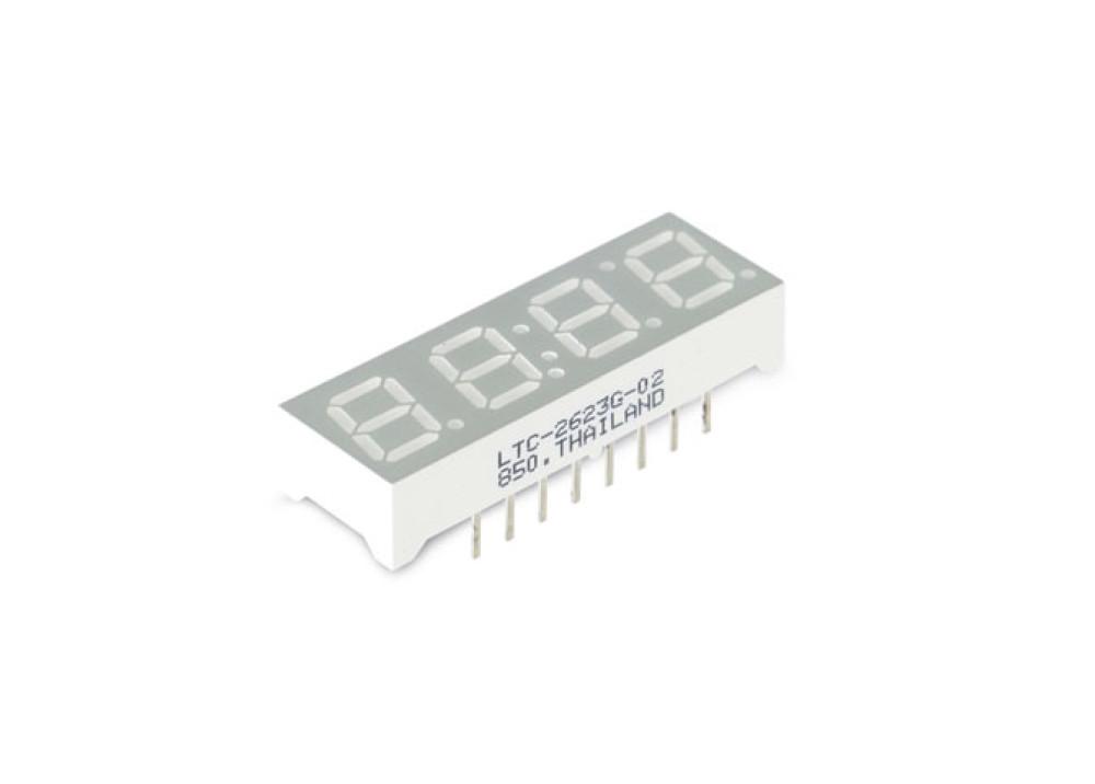 LED DISPLAY 7SEG 0.28+4G