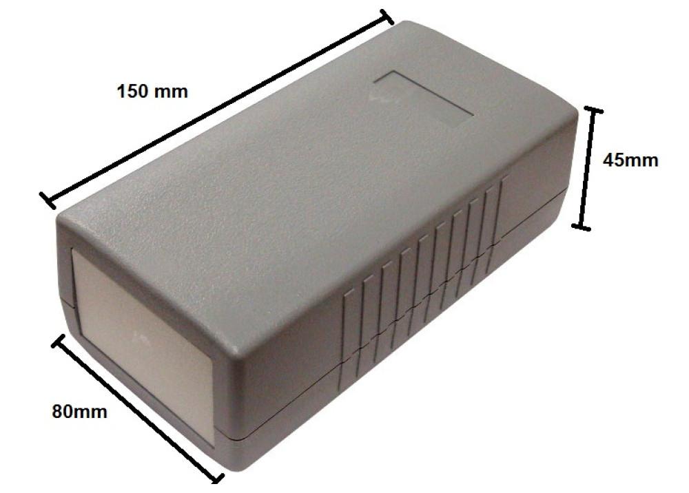 Plastic BOX G416 150x80x45mm
