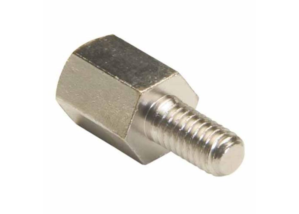 Spacer Brass M3 4mm 4mm 3mm MF