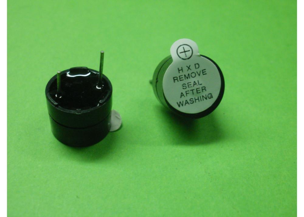 Magnetic Buzzer  THDZ-HC-12085-2P-5   5V~12V 12mm 9mm