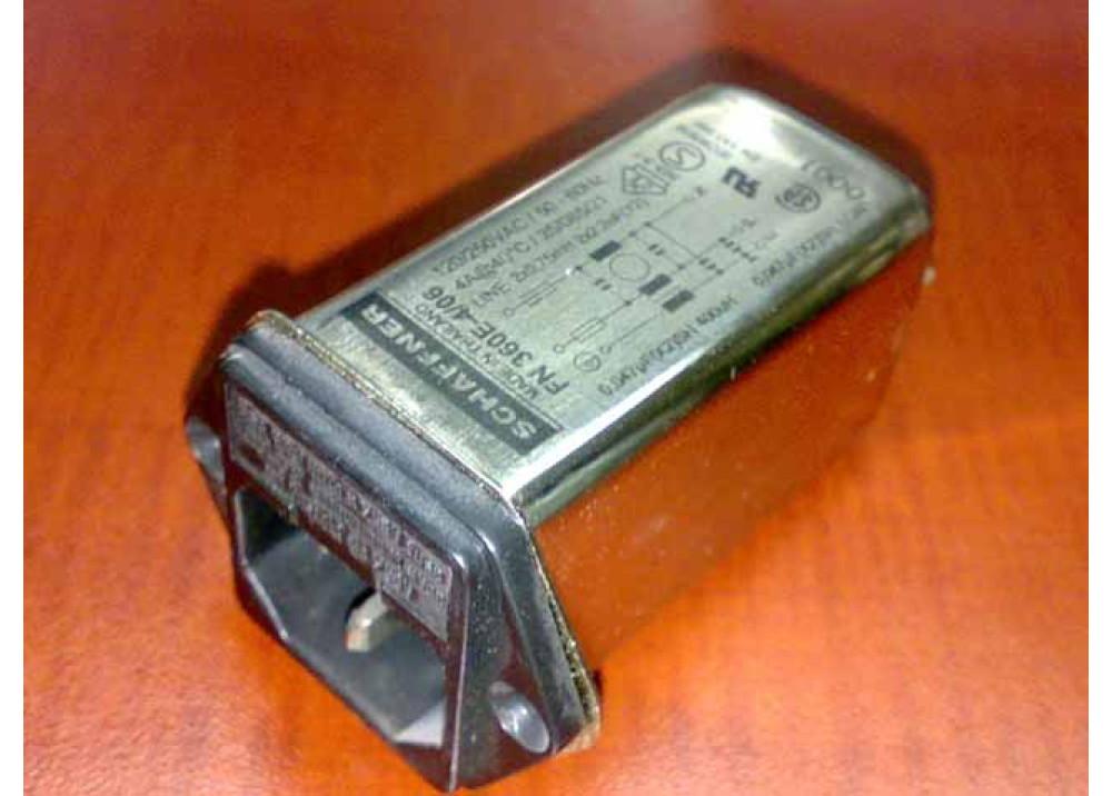 FILTER FN360E -4 060E 4A 250V