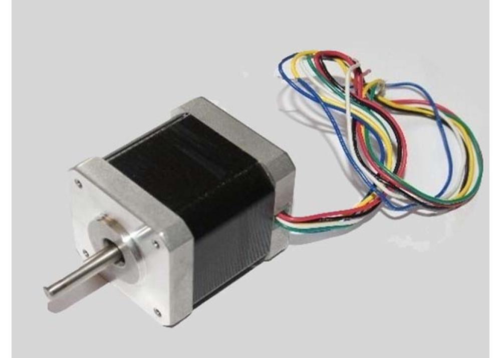 Arduino Nema17 STEPPER MOTOR 6 Wire 42BYGH801