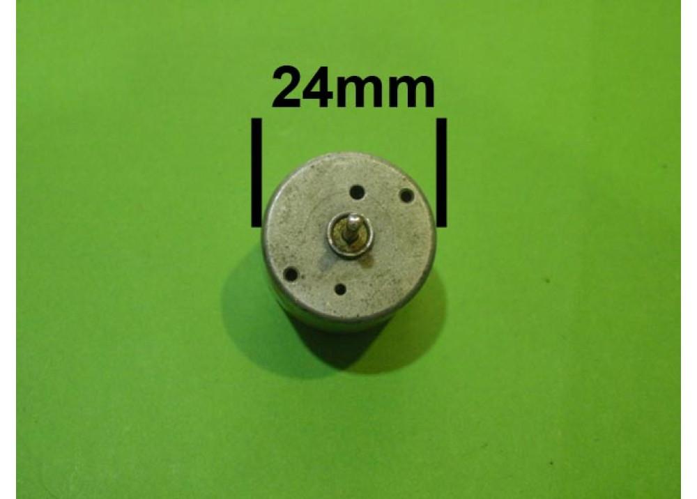 DC MOTOR 24mm 12V