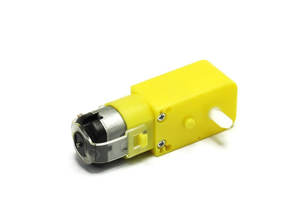 Mini DC Gear Motor 6V for Arduino compatible Robot Car