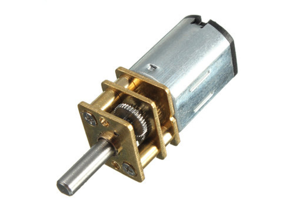 GA12-N20-30 Mini DC 6V 30RPM Gear Motor 12mm for Arduino compatible Robot Car For Arduino