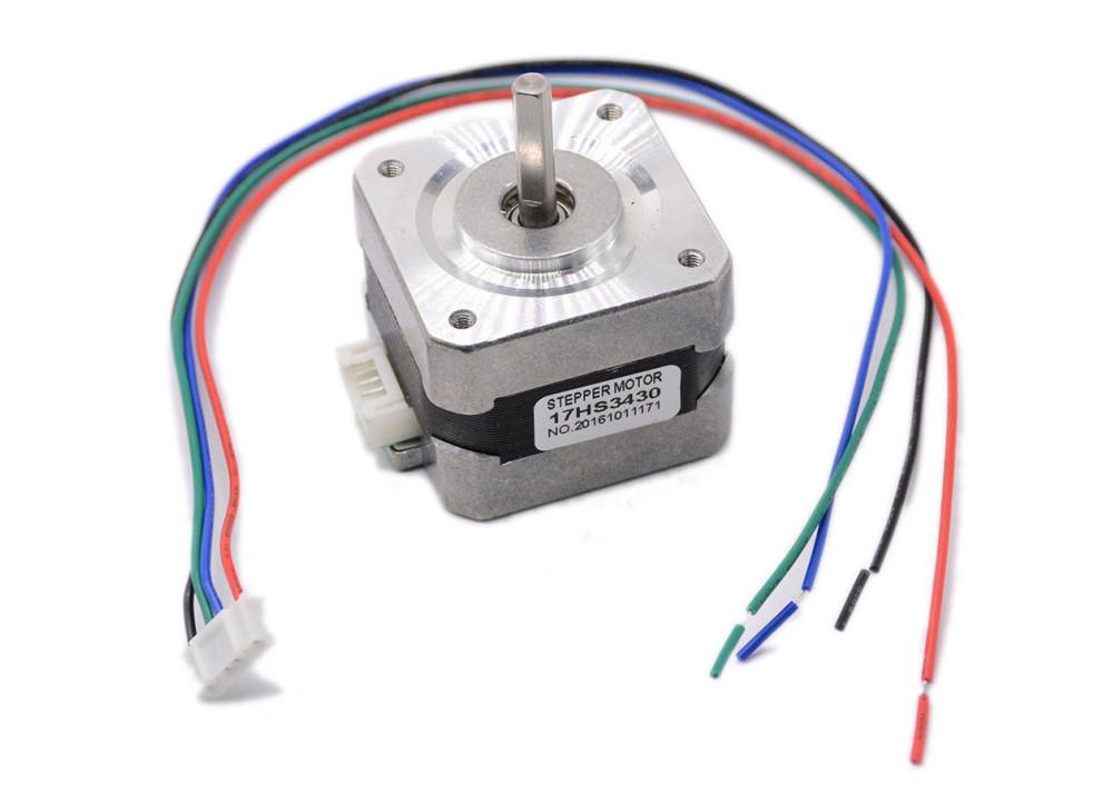 Arduino STEPPER MOTOR 4 Wire 17HS3430
