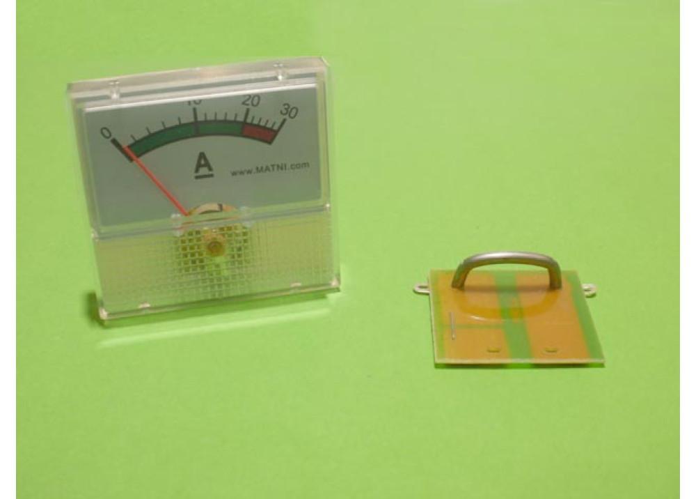Analog  AMP Meter 30A DC