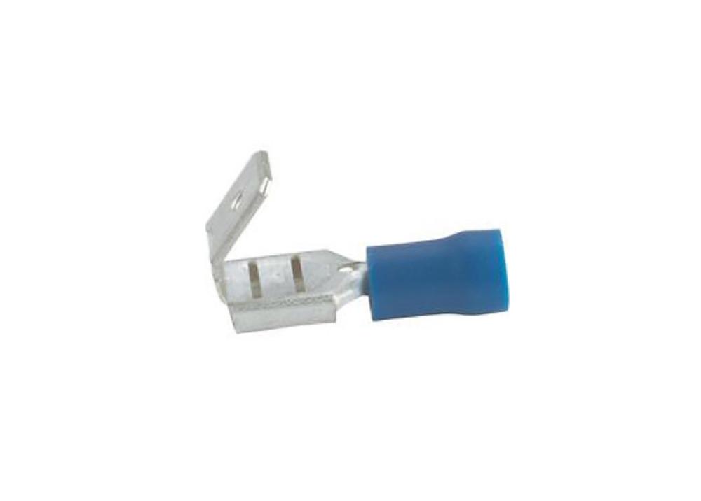 Blue Piggyback Male Female Spade Terminals Connectors 0.75mm