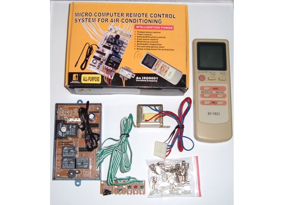 AIR CONDITION SYSTEM CONTROLLER  BY-763