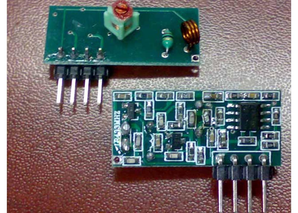 RF RX PCR1A 315MHZ